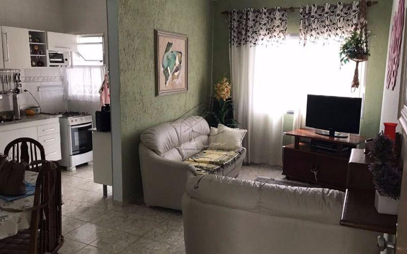apartamento 1 dormitório na vila caiçara em praia grande localização privilegiada