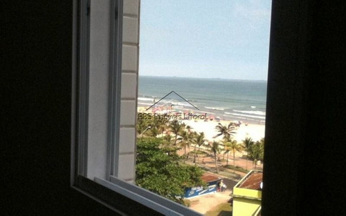 apartamento 1 dormitório na vila mirim em praia grande - sp