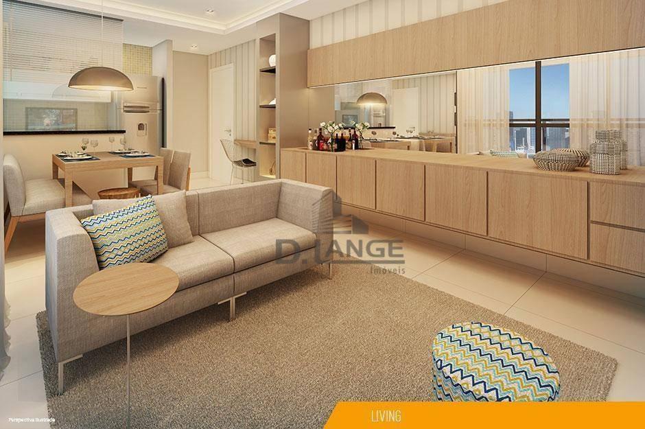 apartamento 1 dormitório no cambuí - campinas - ap18117