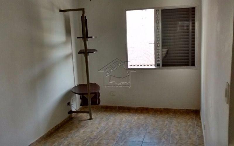 apartamento 1 dormitório no centro da vila caiçara à preço de ocasião