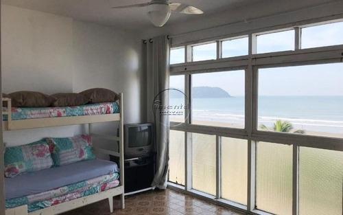 apartamento 1 dormitório p/ venda e alugar no centro do boqueirão em praia grande
