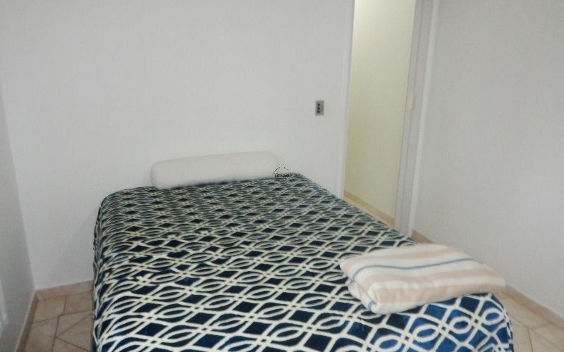 apartamento 1 dormitório p/ venda na guilhermina em praia grande