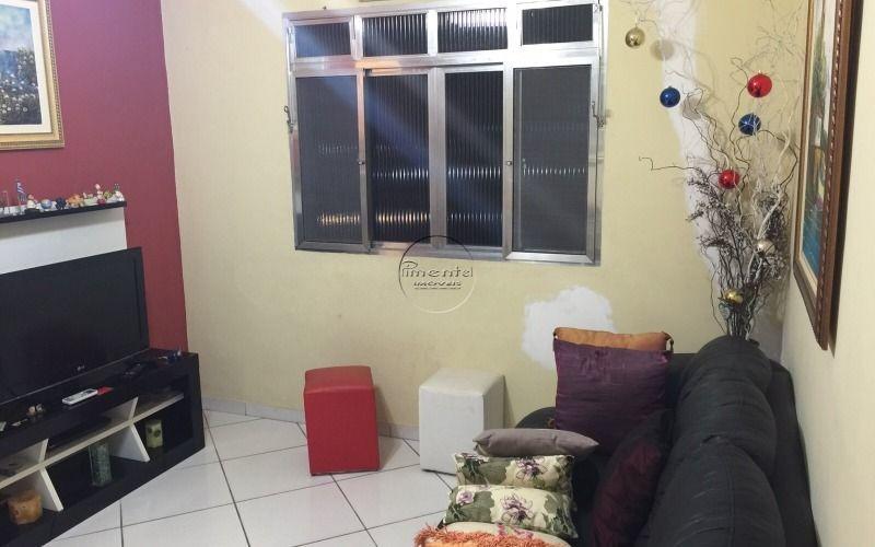 apartamento 1 dormitório p/ venda no centro do boqueirão em praia grande