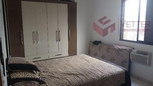 apartamento 1 dormitório residencial à venda, vila tupi, praia grande. - codigo: ap0214 - ap0214