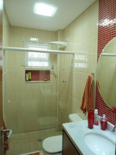 apartamento 1 dormitório  totalmente mobiliado - forte