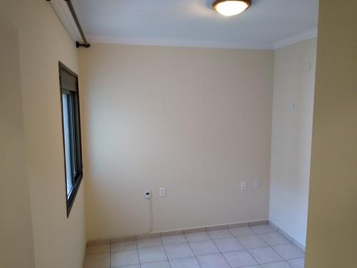 apartamento 1 dormitório varanda com churrasqueira
