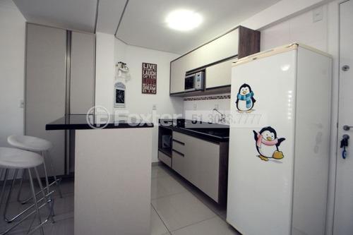 apartamento, 1 dormitórios, 35.09 m², partenon - 188903