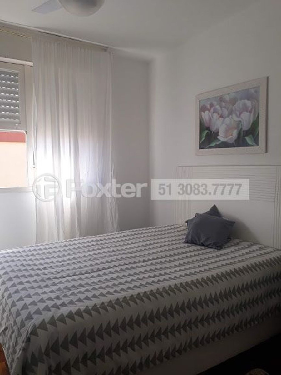 apartamento, 1 dormitórios, 36.18 m², camaquã - 187379
