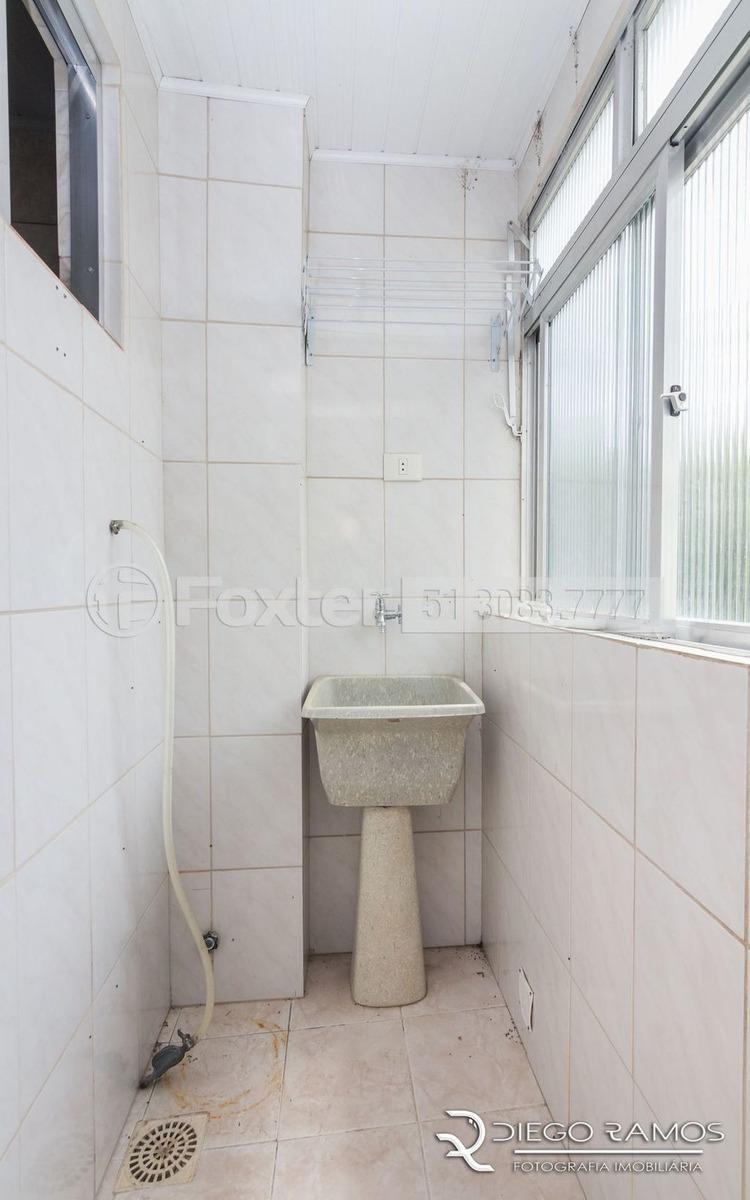 apartamento, 1 dormitórios, 38.5 m², camaquã - 160728