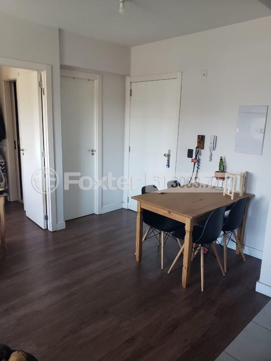 apartamento, 1 dormitórios, 40.62 m², camaquã - 189591