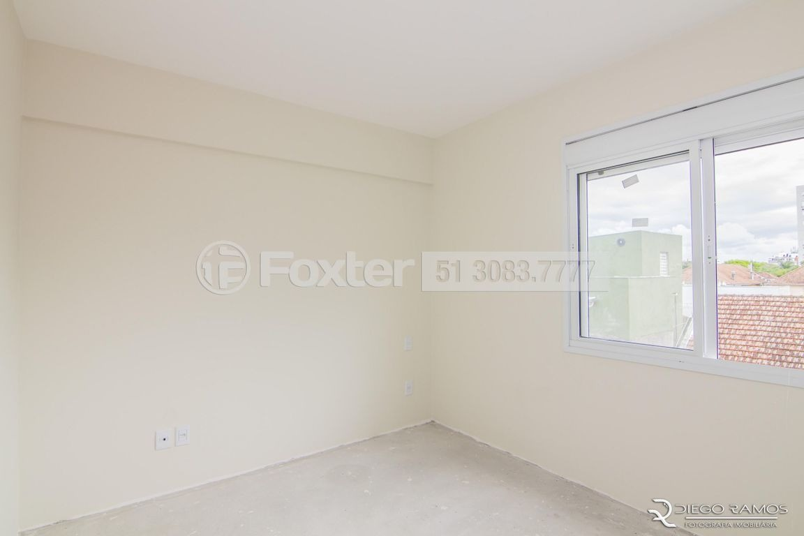 apartamento, 1 dormitórios, 43 m², azenha - 159823