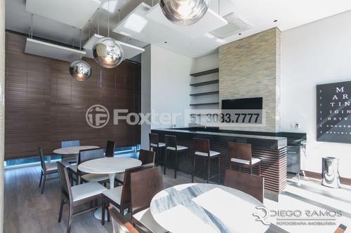apartamento, 1 dormitórios, 43.5 m², cristal - 172420