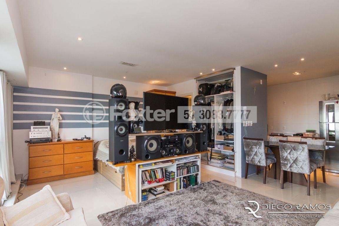apartamento, 1 dormitórios, 43.5 m², cristal - 182981