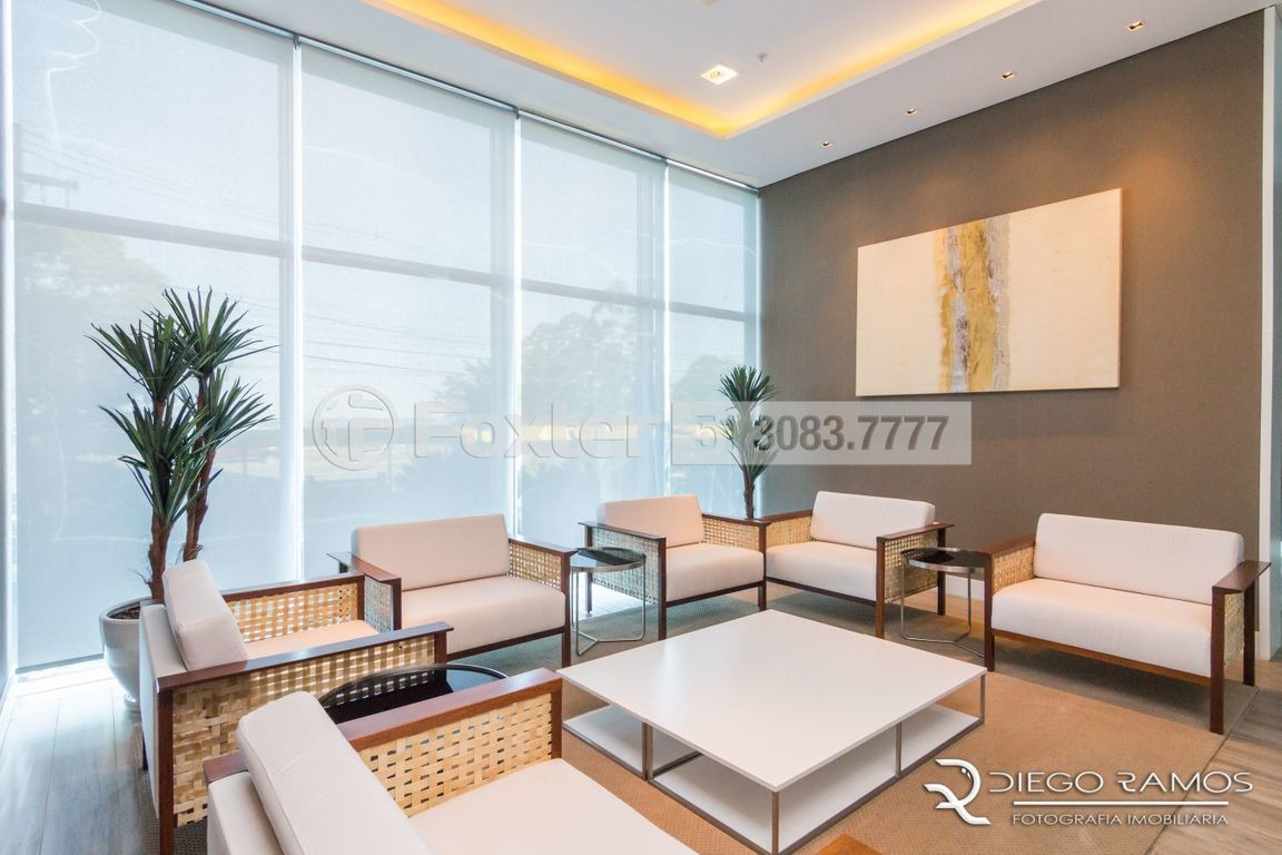 apartamento, 1 dormitórios, 61.42 m², cristal - 148647