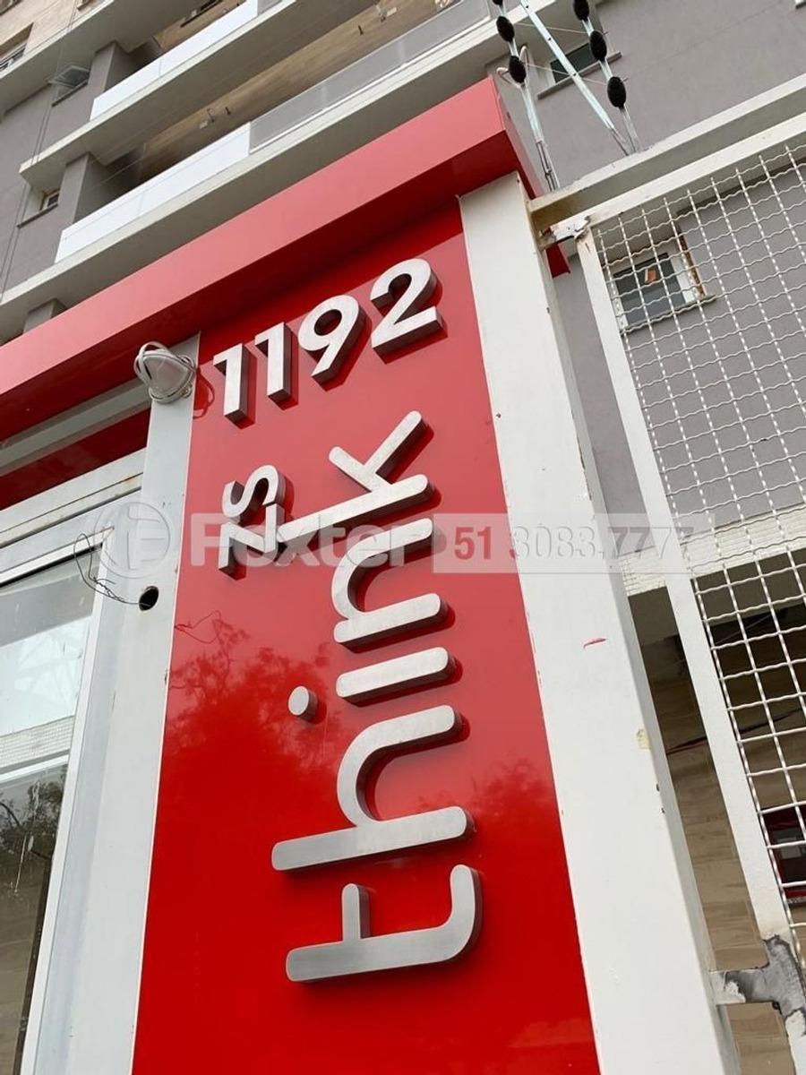 apartamento, 1 dormitórios, 89 m², cristal - 169761