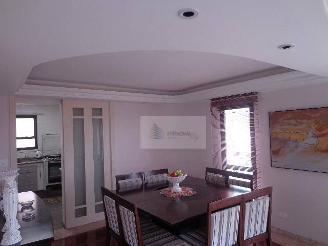 apartamento 1 por andar residencial à venda, jardim hollywood, são bernardo do campo. - ap0109