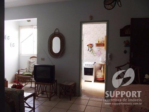 apartamento 1 quarto a venda no centro - v-817