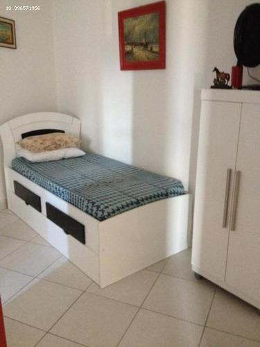 apartamento 1 quarto para venda, aparecida, 1 dormitório, 1 banheiro, 1 vaga - 903