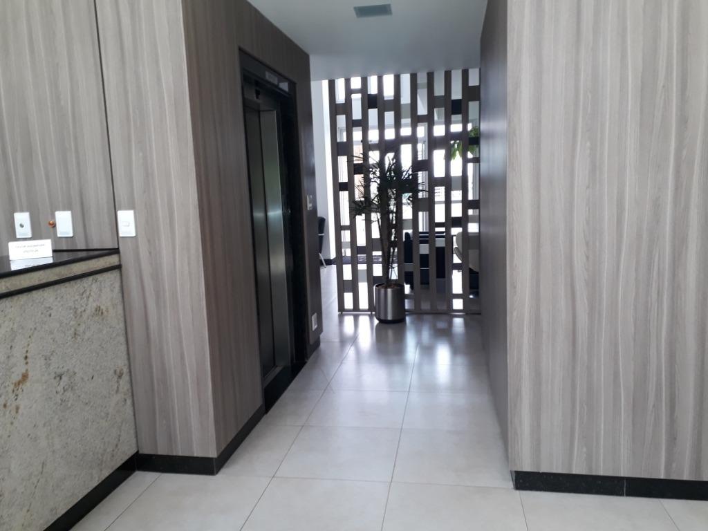 apartamento 1 quarto vale do sereno - 7776