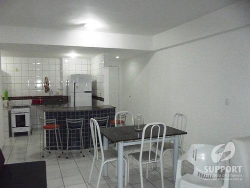 apartamento 1 quartos a venda na praia do morro - v-684