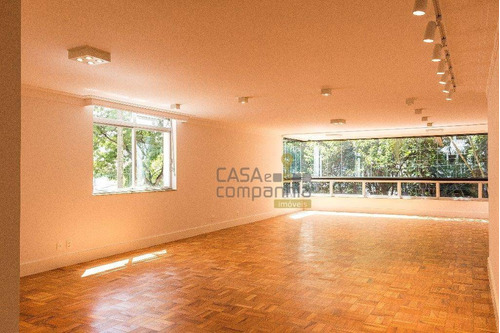 apartamento - 1 suíte, 2 vagas - jardins - ap5152
