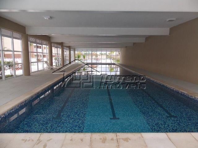 apartamento 100m² com 3 dormitórios, varanda gourmet, 2 vagas no jardim das indústrias