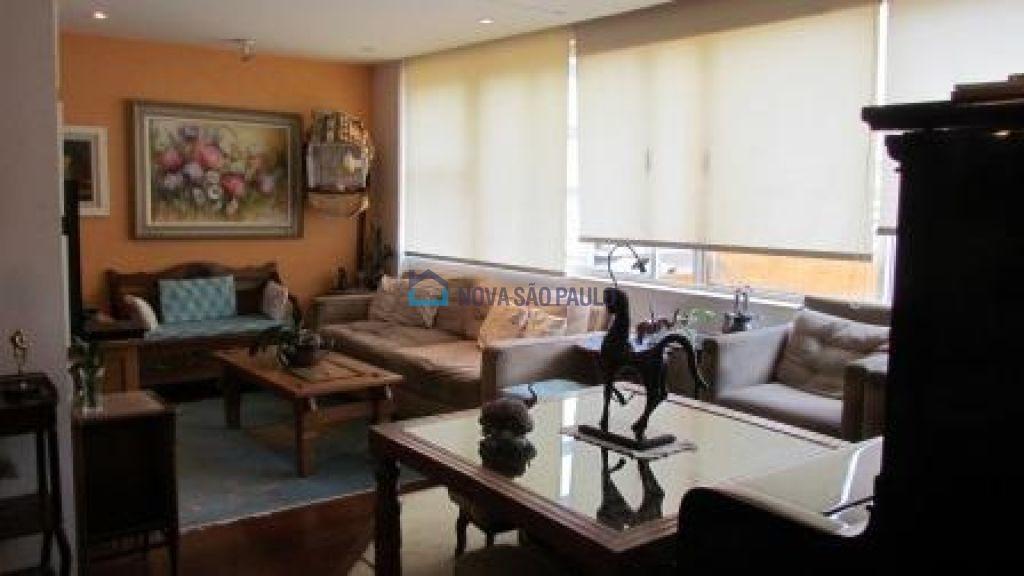 apartamento 102m²  3 dorm. 1 suíte c/ 1 vaga em moema. - mo65