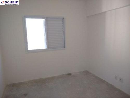 *apartamento 104 m² com 3 dorms, 1 suíte, 2 banheiros, 2 vagas!* - mc3520