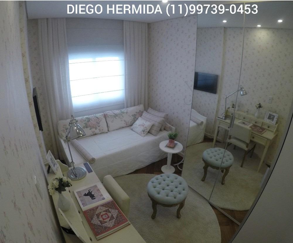 apartamento 110 m² alphaville - parc athénée - alto padrão