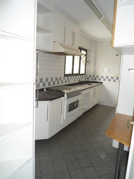 apartamento 124m2 , três dormitórios , três suites, três vagas  na vila mascote - 345-im4901