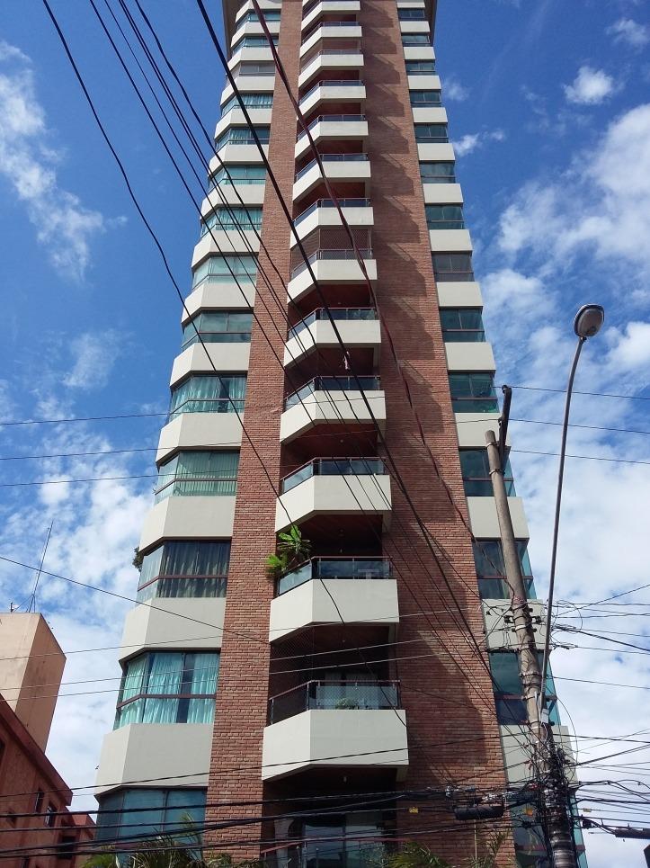 apartamento 130 m² parque das nações em santo andre - 521
