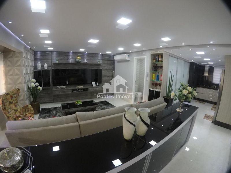 apartamento 140 m² 3 quarto(s) sendo 3 suítes para venda no bairro centro em santo andré - sp - apa389