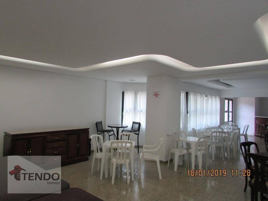 apartamento 143 m² - 4 dormitórios - 3 suítes - nova petrópolis - são bernardo do campo/sp - ap0847