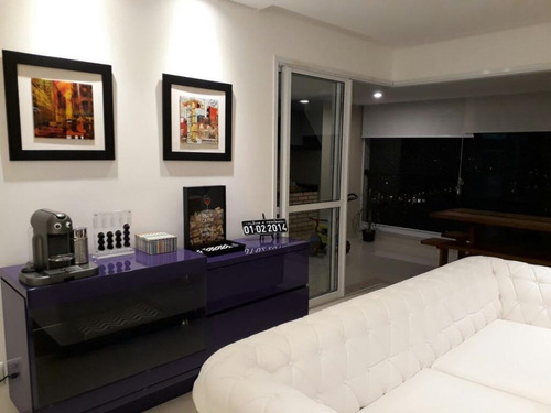 apartamento 144m², 3 suítes, 2  vagas, campestre, santo andré. - ap1023