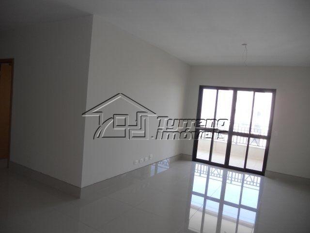 apartamento 157m², 4 suítes, 3 vagas no jardim esplanada