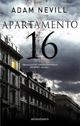 apartamento 16; adam nevill