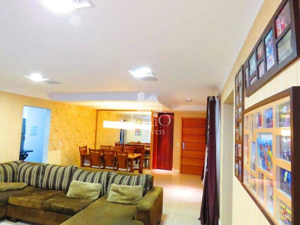 apartamento 164m² 4 dormitórios, 3 suítes, 4 vagas, jd zaira