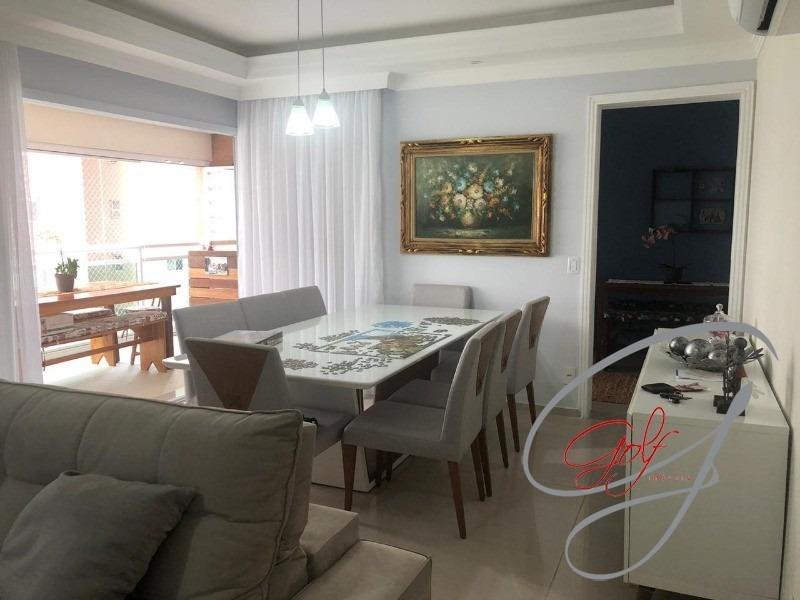 apartamento 167 m, no lorian boulevard - vila são francisco, 3 suites, master com closet , sala estar, jantar, tv, varanda gourmet, coziinha equipada. - ap00097 - 34851078