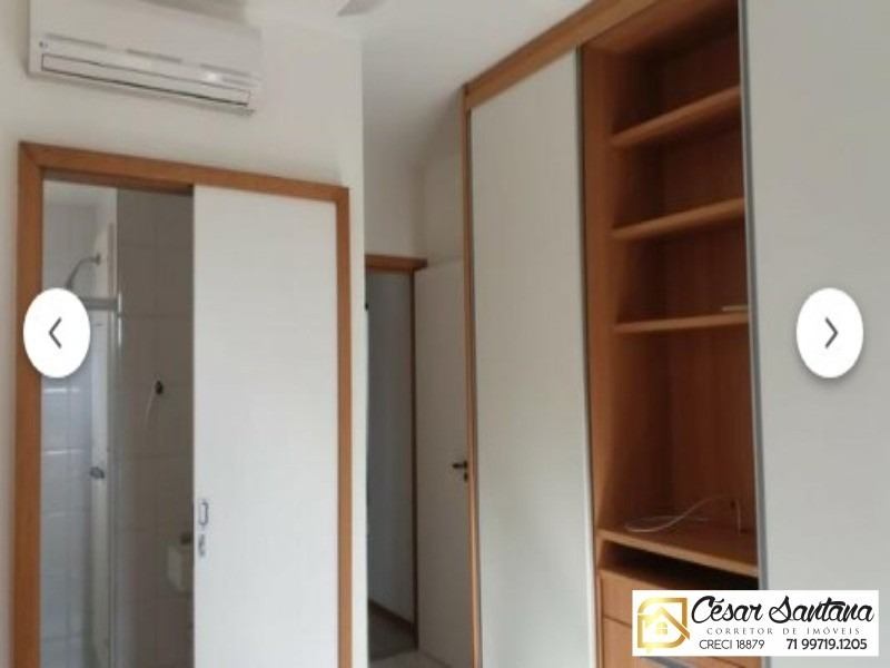 apartamento 2 /4 sendo 2 suítes e 2 varandas canela 2q reversível 3 quartos - 113m² - ap00843 - 34446155