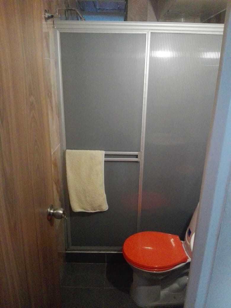 apartamento 2 alcobas, sala cocina en un segundo piso