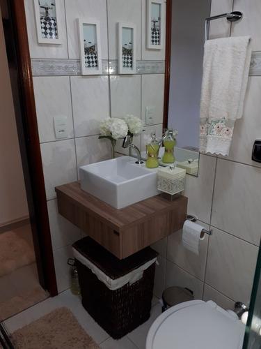 apartamento 2 dorm, 2 vagas, 70 m²- homero thon