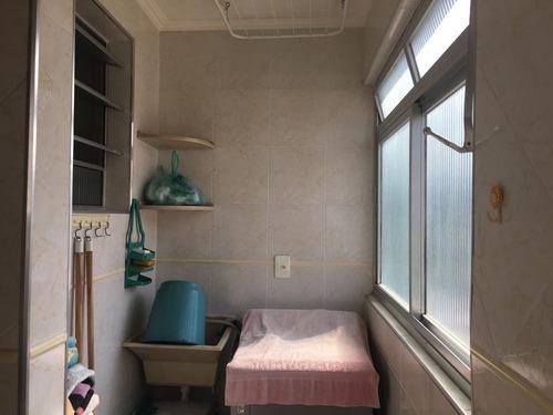 apartamento 2 dorm. / 83m² / boqueirão / praia grande
