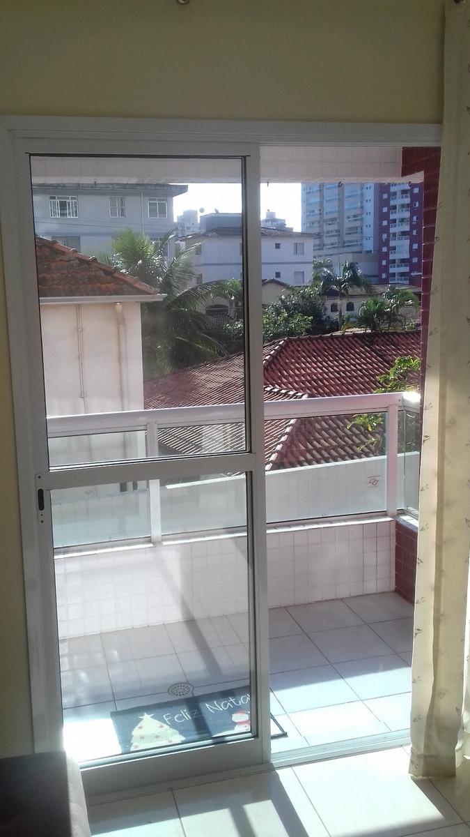 apartamento 2 dorm suite canto do forte  84(m²) praia grande