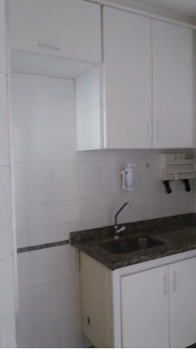 apartamento 2 dorm,1vaga, 60m2, santo andré.ref.1569