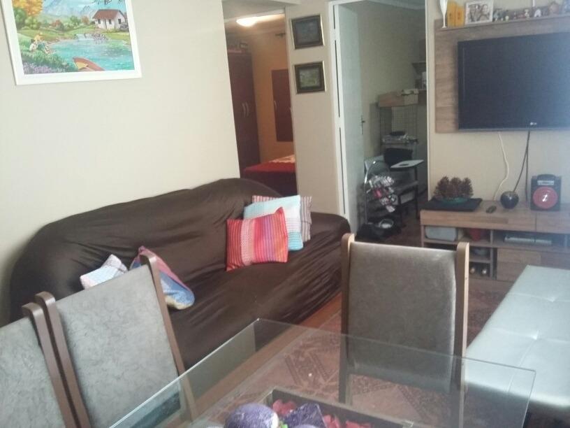 apartamento 2 dormitório fica no térreo vaga no estacionamen