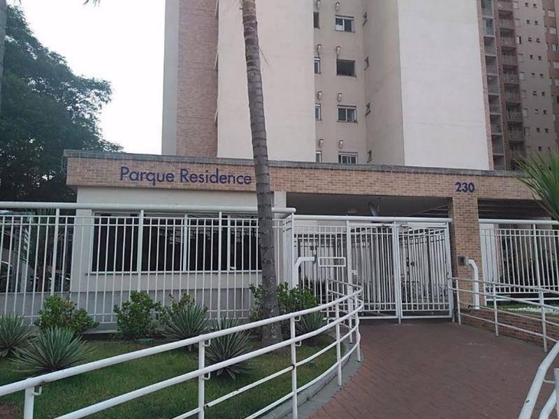 apartamento 2 dormitórios (1 suíte) shopping maia guarulhos lazer completo. - ap1185