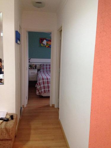 apartamento 2 dormitórios 1 vaga celso garcia.1295