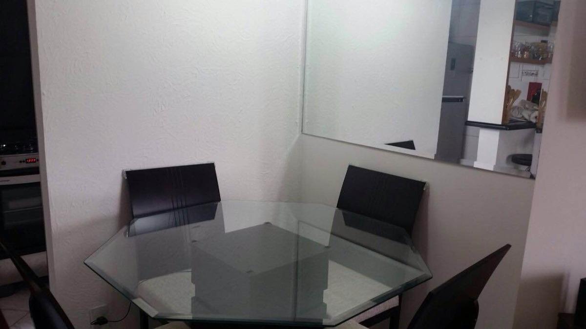 apartamento 2 dormitórios 1 vaga cond new home ref 2132