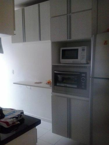 apartamento 2 dormitórios 1 vaga jd nossa srª do carmo 1526