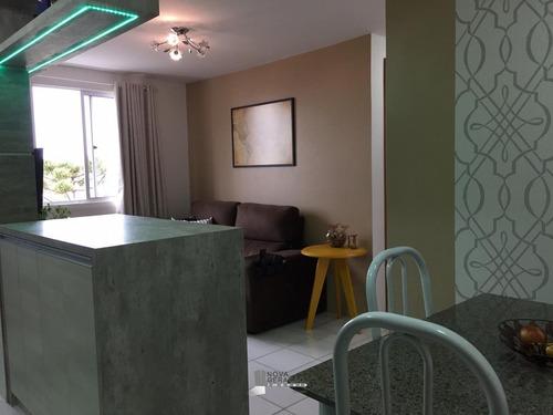 apartamento 2 dormitórios - 1739-1